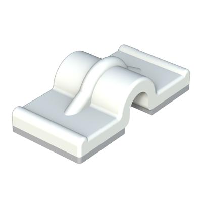 Selbstklebende kabelklemme - ISC Plastic Parts