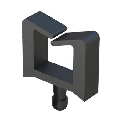 Kleine kabelklemme - ISC Plastic Parts