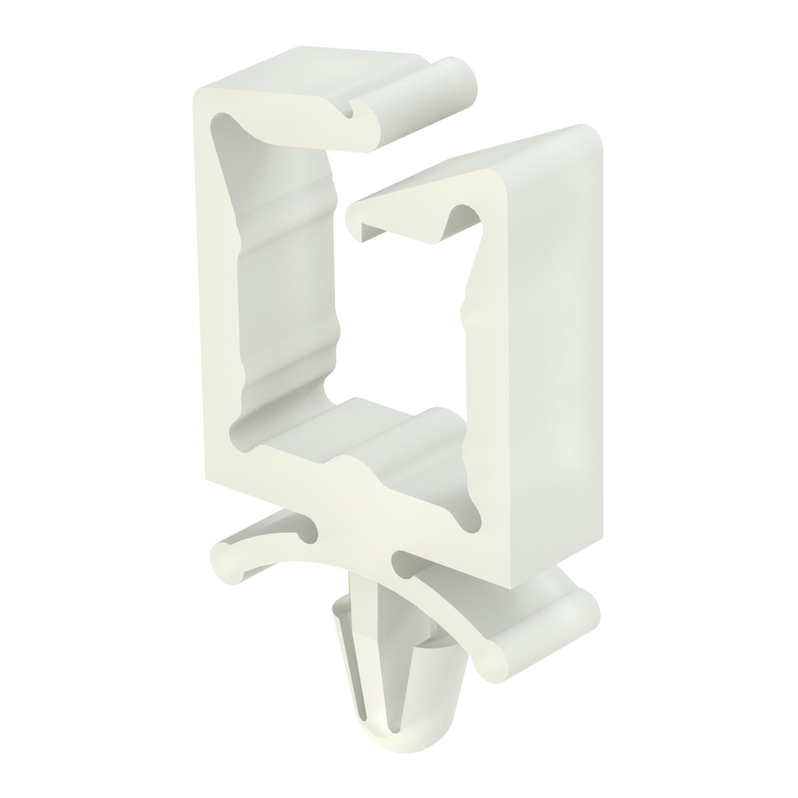 Verschlusskabelklemme - ISC Plastic Parts